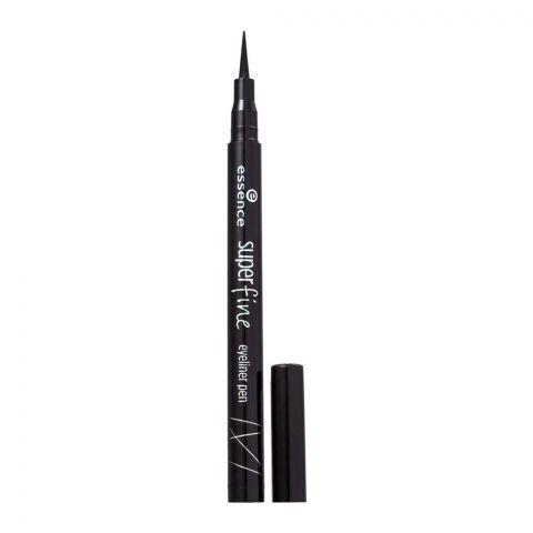 Essence Superfine Eyeliner Pen, 01, Deep Black