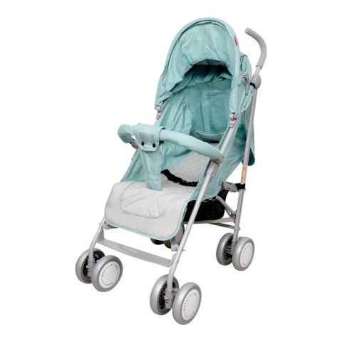Care Me Baby Buggy, Green, S606