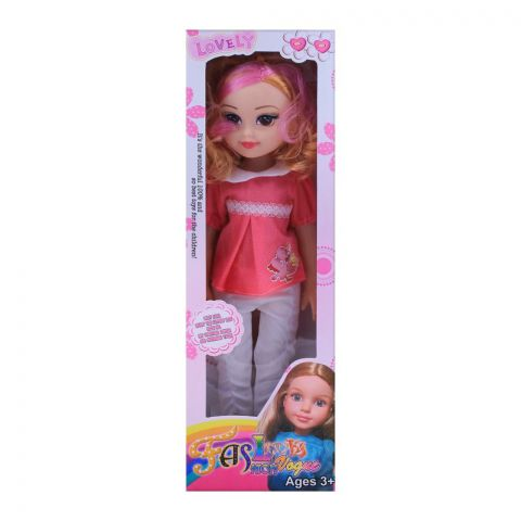 Live Long Baby Doll 18 Inches, 008-2