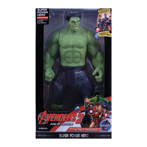 Live Long Avengers Hulk 26.5cm, 1883-C