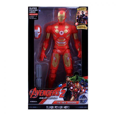 Live Long Avengers Ironman 26.5cm, 1883-D