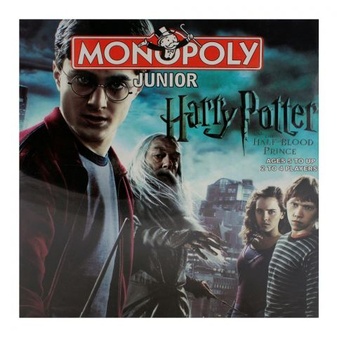 Live Long Monopoly Harry Potter Edition, 3150