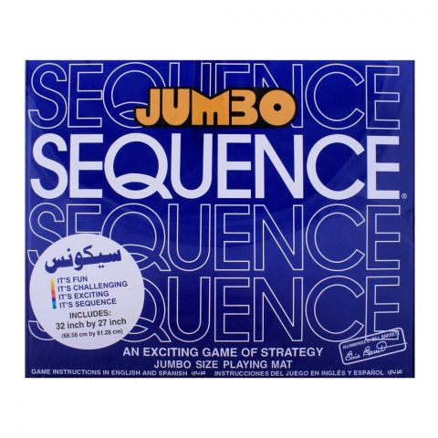 Live Long Jumbo Sequence Game, 55209