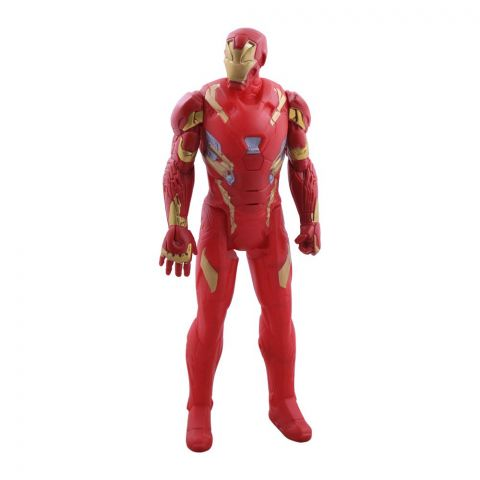Live Long Avengers Ironman 12 Inches, 99106-D