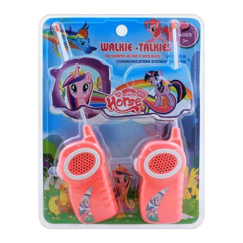 Live Long Pony Walkie Talkie, AE-13