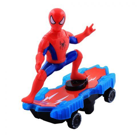 Live Long Avengers Spiderman Skateboard, LD-112A-1-B