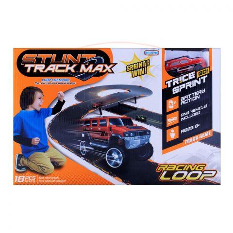 Live Long City Stunt Track, Q137-1