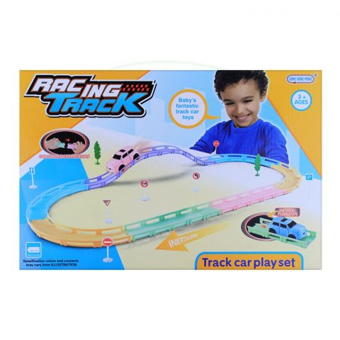 Live Long Racing Track, Q137-25