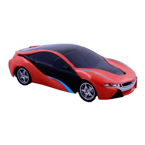 Live Long Remote Control (RC) BMW 18 Car, Red, SH091-16-R