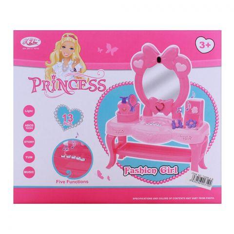 Live Long Princess Dresser Set, T2098-A-B
