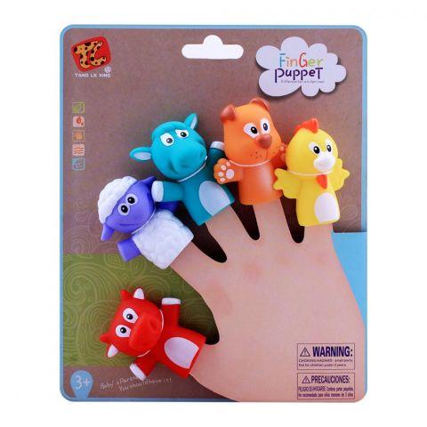 Live Long Finger Puppet Animals, TL-28