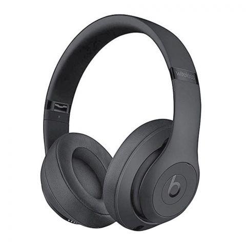 Beats Studio 3 Wireless Noise Canceling Headphones, Gray