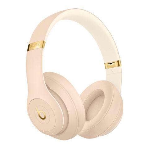 Beats Studio 3 Wireless Noise Canceling Headphones, Porcelain Rose