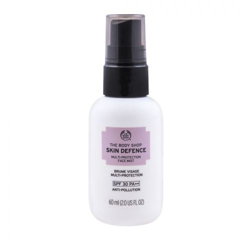The Body Shop Skin Defence Multi-Protection Face Mist, SPF 30 PA++, 60ml
