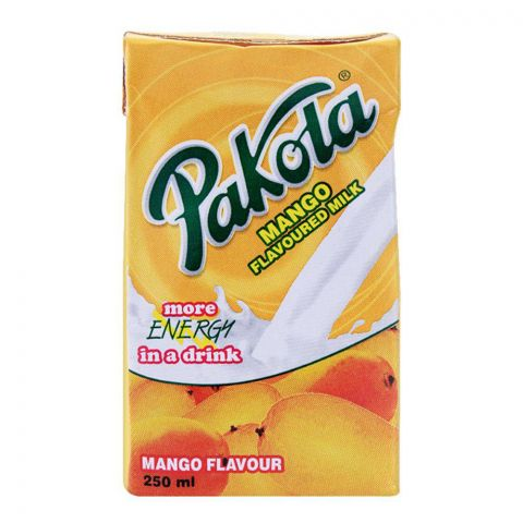 Pakola Mango Flavoured Milk 250ml