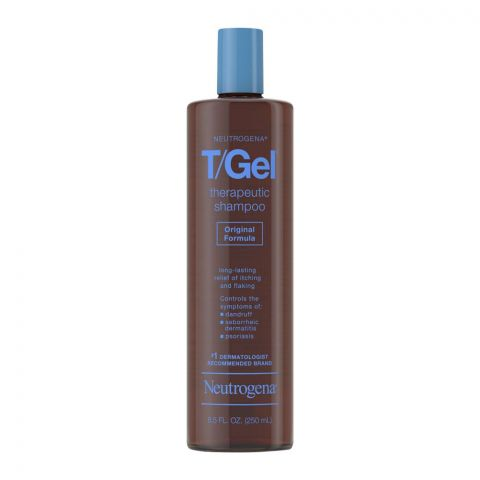 Neutrogena T/Gel Original Formula Therapeutic Shampoo 250ml