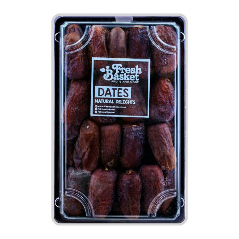 Fresh Basket Amber Dates 500g