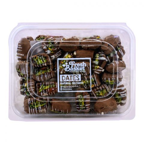 Fresh Basket Pistachio Chocolate Dates Pistachio 750g