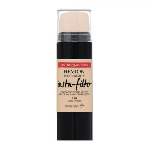 Revlon Photoready Insta-Filter Foundation, 110 Ivory
