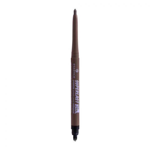 Essence Superlast 24H Eyebrow Pomade Pencil, 20 Brown, Waterproof