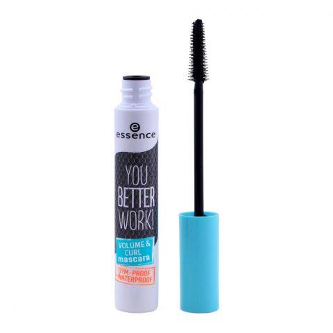 Essence You Better Work! Length Definition Waterproof Mascara