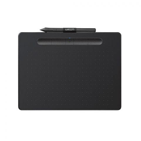 Wacom Intuos Creative Pen Bluetooth Tablet, Black, CTL-4100WL/KO-C