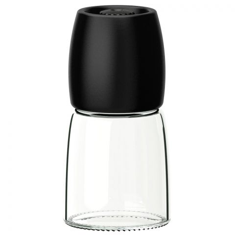 IKEA 365+ Ihardig Spice Mill, Salt & Pepper Grinder, Black, 10152875