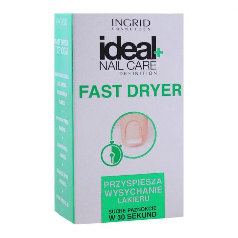 Ingrid Ideal+ Nail Care Cuticle Fast Dryer, 7ml