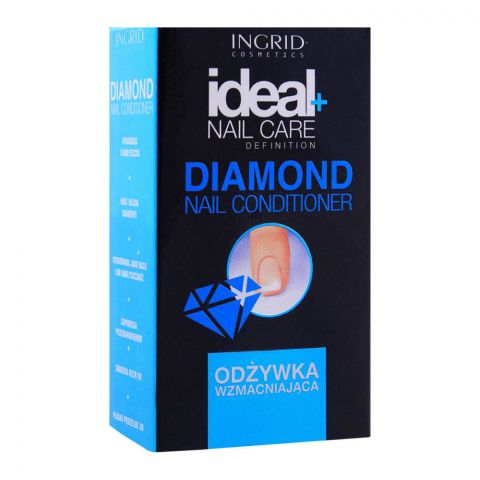 Ingrid Ideal+ Nail Care Diamond Nail Conditioner, 7ml