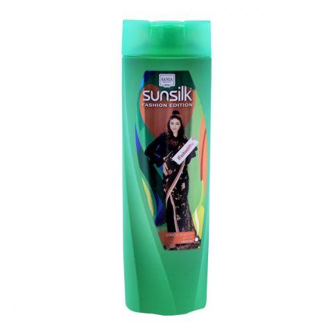 Sunsilk Fashion Edition Long & Healthy Growth Shampoo, 400ml