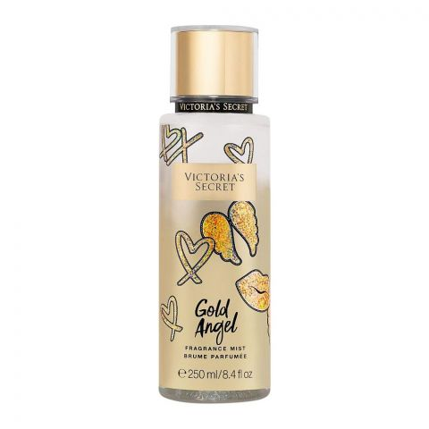 Victoria's Secret Gold Angel Fragrance Mist, 250ml