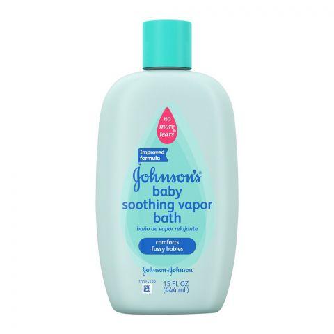 Johnson's Baby Soothing Vapor Bath, 444ml