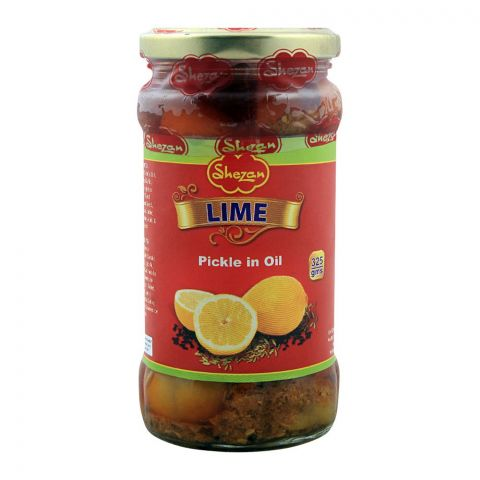 Shezan Lime Pickle, 325g