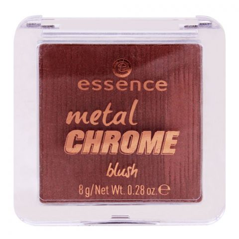 Essence Metal Chrome Blush 30 The Beauty And The Bronze