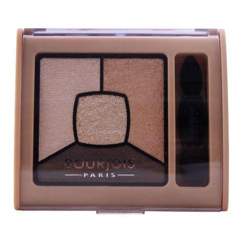 Bourjois Smoky Stories Gold Edition Quad Eyeshadow Palette 16 I Gold IT