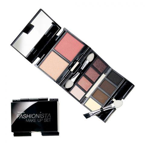 Mistine Fashionista Makeup Set, 01, Pink
