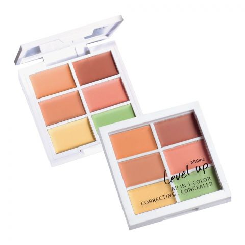 Mistine Level Up All in 1 Color Correcting Concealer