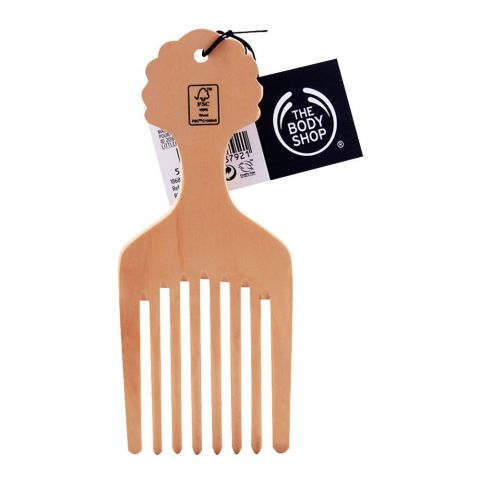The Body Shop Natural Curl Comb 83792