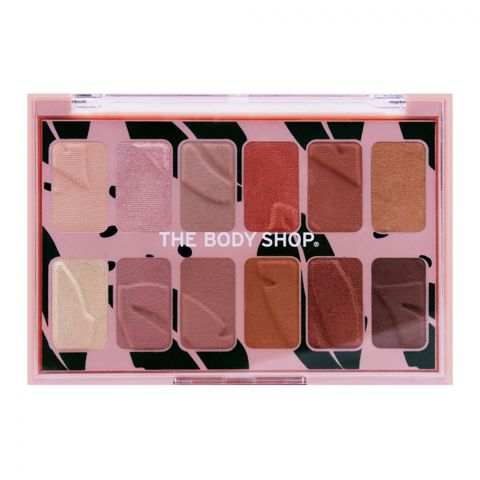 The Body Shop Own Your Naturals Eyeshadow Palette