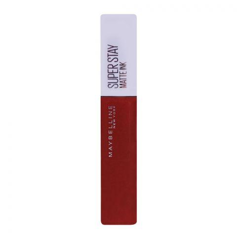 Maybelline Superstay Matte Ink Lipstick 135 Globetrotter