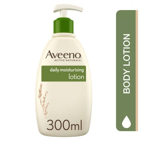 Aveeno Daily Moisturizing Lotion, 300ml
