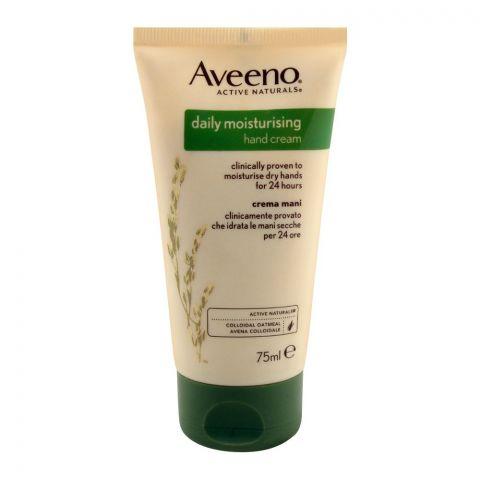 Aveeno Daily Moisturising Hand Cream, 75ml