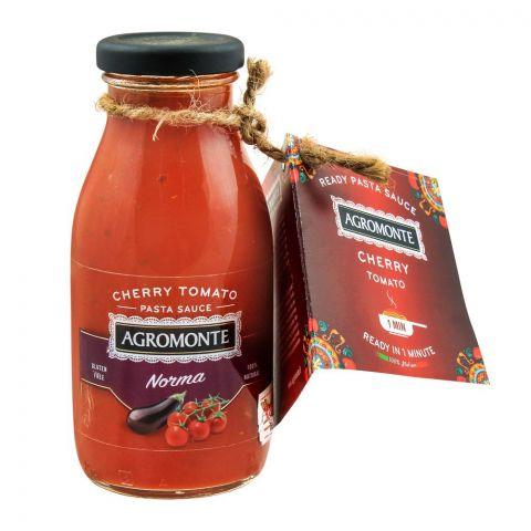 Agromonte Norma Cherry Tomato Pasta Sauce, Gluten Free, 260g
