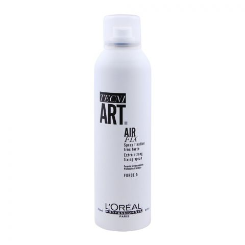 L'Oreal Professionnel Tecni Art Air Fix Extra Strong Fixing Spray, Force, 250ml