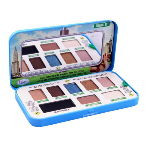 theBalm Autobalm Day 2 Nite Shadows Ont The Go, Eye Shadow Palette