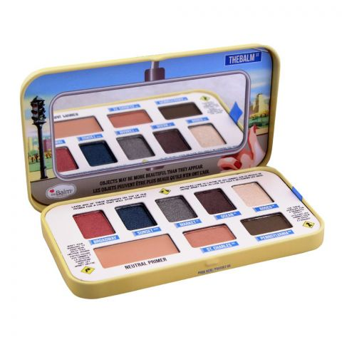 theBalm Auto Balm Pic Perf Shadows On The Go, Eye Shadow Palette