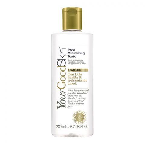 Your Good Skin Pore Minimizing Tonic, For All Skins, 200ml