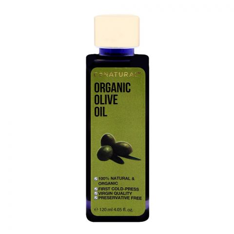 CoNatural Organic Olive Oil, 120ml