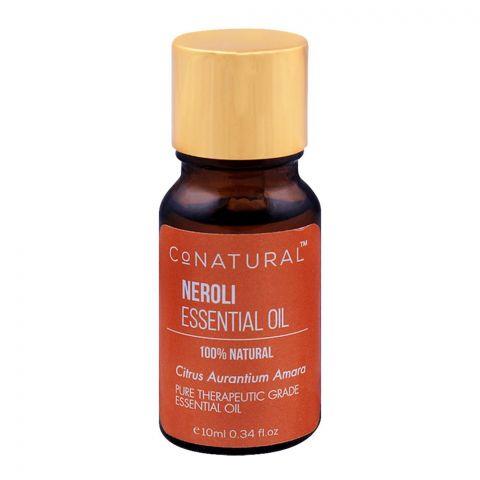 CoNatural Neroli Essential Oil, 100% Natural, 10ml