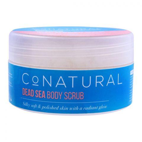 CoNatural Dead Sea Body Scrub, 120g
